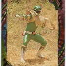Power Rangers Series 2 #122 Rainbow Foil The Green Ranger