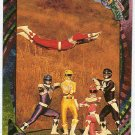 Power Rangers Series 2 #124 Rainbow Foil Flying Ranger