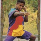 Power Rangers Series 2 #82 Power Foil Parallel Card Zack