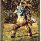 Power Rangers Series 2 #102 Power Foil Parallel Card Squatt