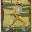 Power Rangers Series 2 #118 Power Foil The Yellow Ranger
