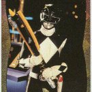 Power Rangers Series 2 #119 Power Foil The Black Ranger