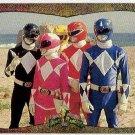 Power Rangers Series 2 #130 Power Foil Card Decision Time
