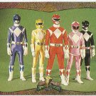 Power Rangers Series 2 #135 Power Foil Card Unbeatable