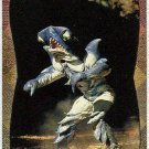 Power Rangers Series 2 #136 Power Foil Card Slippery Shark
