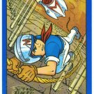 Speed Racer #14 Gold Foil Parallel Card Race Against Time