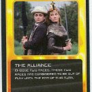 Doctor Who CCG The Alliance Uncommon Game Trading Card