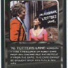 Doctor Who CCG 76 Totters Lane Uncommon Game Card