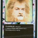 Doctor Who CCG Tharils Uncommon Black Border Game Card