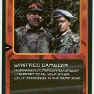 Doctor Who CCG Winifred Bambera Uncommon Game Card