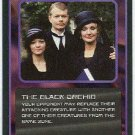 Doctor Who CCG The Black Orchid Uncommon Game Card