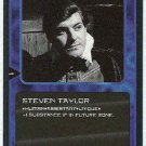 Doctor Who CCG Steven Taylor Uncommon Card Peter Purves
