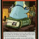 Neopets CCG Base Set #55 How to Cheat Rare Game Card