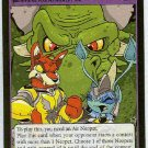 Neopets CCG Base Set #50 Dissent Rare Game Card
