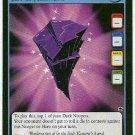 Neopets CCG Base Set #70 Night Stone Rare Game Card