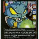 Neopets CCG Base Set #65 Magax Destroyer Rare Game Card