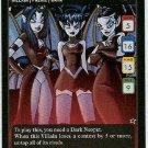 Neopets CCG Base Set #49 Dark Faerie Sisters Rare Card