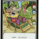 Neopets CCG Base Set #129 Mynci Tourist Uncommon Card