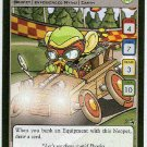 Neopets CCG Base Set #128 Mynci Inventor Uncommon Card