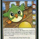 Neopets CCG Base Set #132 Pawkeet Uncommon Game Card