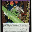 Neopets CCG Base Set #141 Sludging Ray Uncommon Card