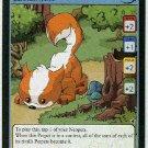 Neopets CCG Base Set #105 Doglefox Uncommon Game Card