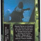 Terminator CCG Cpl. Pierce Uncommon Game Card