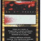 Terminator CCG Critical Systems Failure Uncommon Card