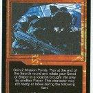 Terminator CCG Reconnaissance Uncommon Game Card