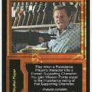 Terminator CCG Genocide Uncommon Game Card Dick Miller