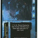 Terminator CCG Packrat Precedence Uncommon Game Card