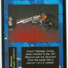 Terminator CCG .357 Magnum Precedence Game Card