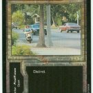 Terminator CCG Isolated Side Street Precedence Game Card