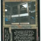 Terminator CCG Police Station Precedence Game Card
