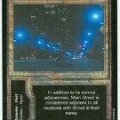 Terminator CCG Main Street Precedence Game Card
