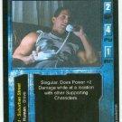 Terminator CCG Matt McCallister Precedence Game Card