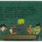 Bloom County Outland #44 Sticker Parallel Trading Card