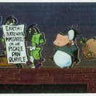 Bloom County Outland #53 Sticker Parallel Trading Card