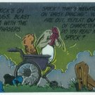 Bloom County Outland #62 Sticker Parallel Trading Card