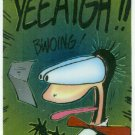 Bloom County Outland #75 Sticker Parallel Trading Card