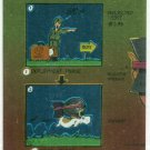 Bloom County Outland #76 Sticker Parallel Trading Card