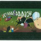 Bloom County Outland #85 Sticker Parallel Trading Card