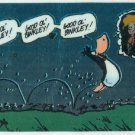 Bloom County Outland #90 Sticker Parallel Trading Card