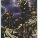 Creed 1996 Sticker #37 Chromium Parallel Trading Card
