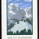 Doral 2005 Card Treasures #8 Mount Rushmore National Park
