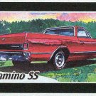 Doral 2004 Card America On The Road #15 El Camino SS