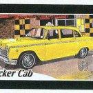 Doral 2004 Card America On The Road #18 Checker Cab