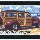 Doral 2004 Card On The Road #5 Woody Station Wagon