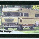 Doral 2004 Card America On The Road #19 Winnebago