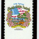 Doral 2003 Card Great American Festivals #3 Palatka, FL